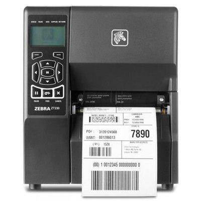 Impressora de Etiquetas Zebra ZT230 (Rede)