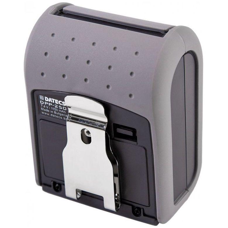Impressora Portátil Datecs DPP-250 BT