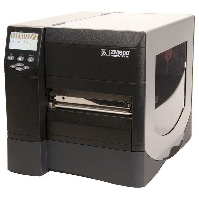 Impressora Térmica de Etiquetas Zebra ZM 600 (203 Dpi)