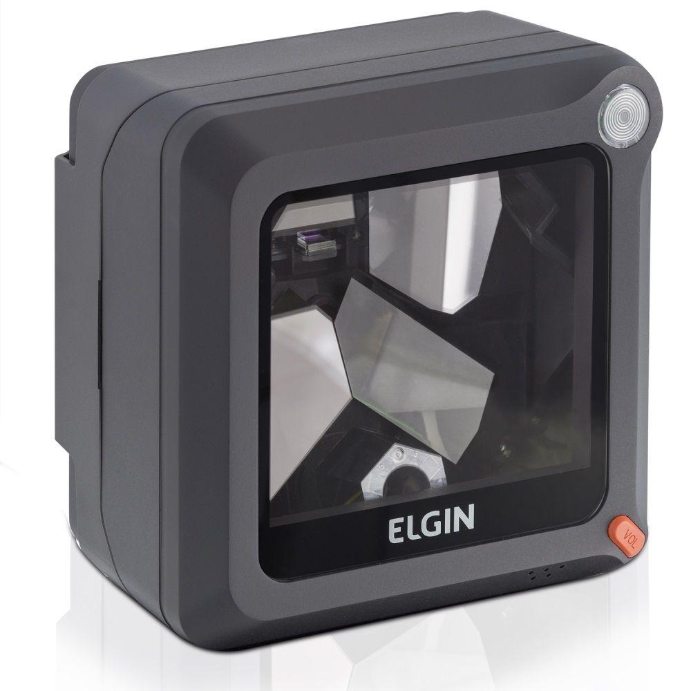 Leitor de Código de Barras Fixo Elgin EL4200
