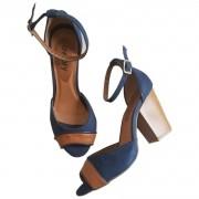 Sandália Awary Azul Escuro - AW1547