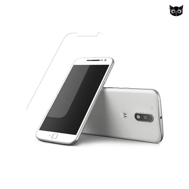 Película De Vidro Temperado Motorola Moto G4 Plus c/ biometria