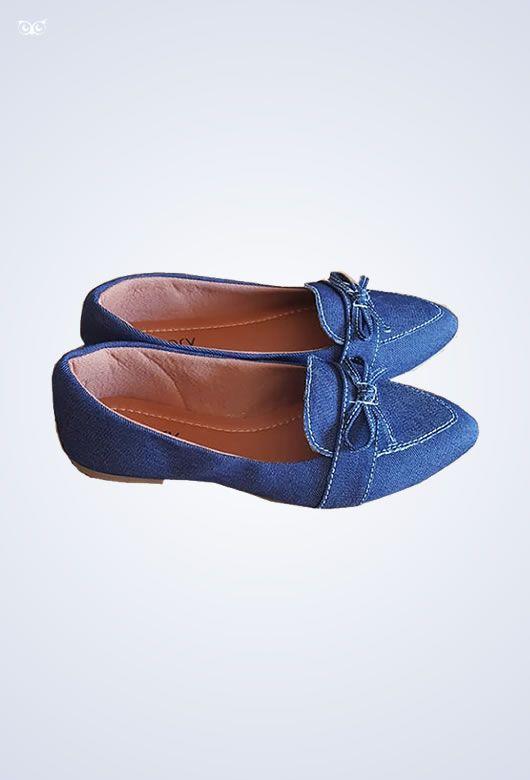 Sapatilha Awary  Jeans