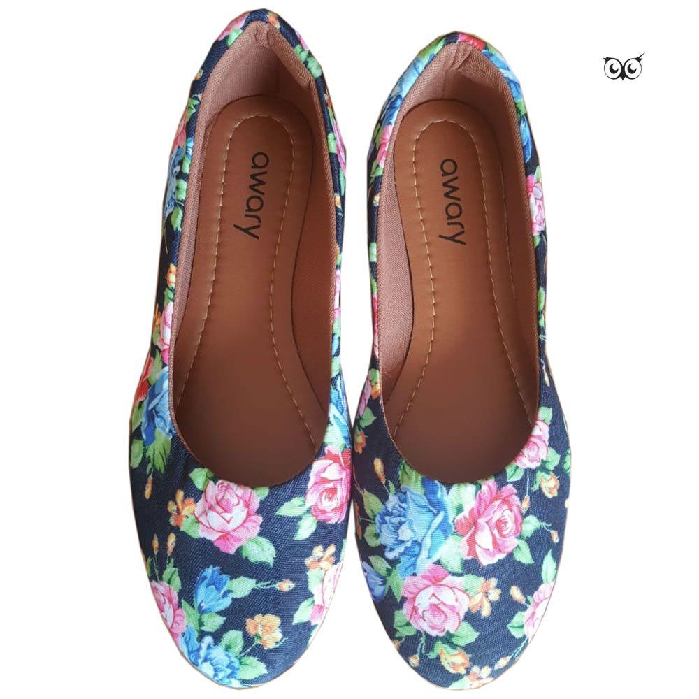 Sapatilha Awary  Floral