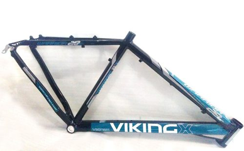 Quadro Viking X Warrior 1ro 29 tam 21 + Kit