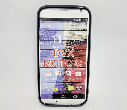 Case Capa De Tpu Para Motorola Moto G (g1)