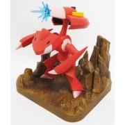 Pokemon Figure Red Genesect - Shiny Importado Do Japão
