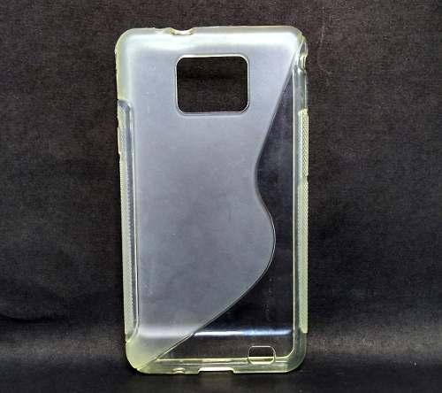 Case De Capa Tpu Para Samsung Galaxy S2
