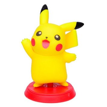 Boneco Pokemon Mini Figure Chokoeggu Pikachu Importado Do Japão