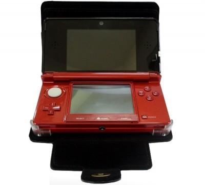 Case PU para Nintendo 3DS