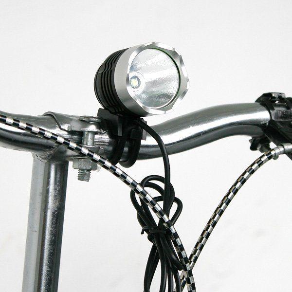 Farol Led Para Bike 1800 Lúmens - 6400mah  Walkefire
