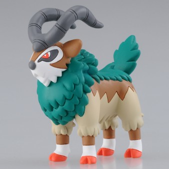 Figure Pokemon Gogoat Moncollé Importado Do Japão