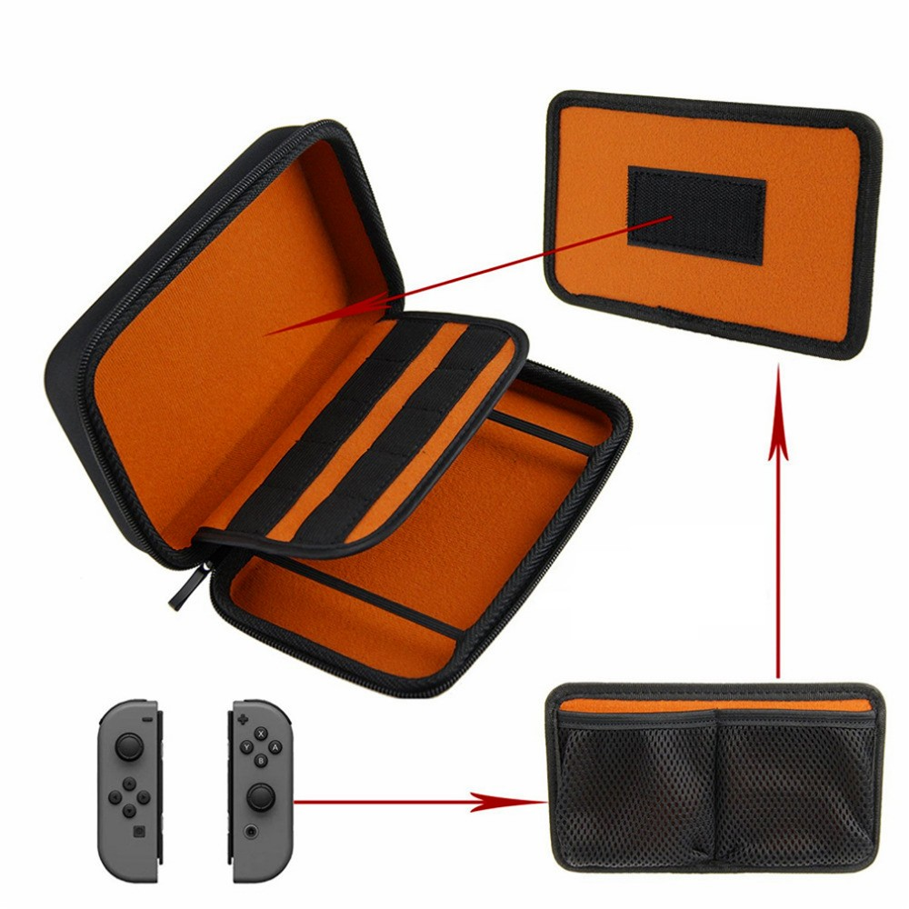 Hard Case - Bolsa Resistente Para Nintendo Switch