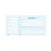 Recibo Comercial Com Canhoto - 50 Folhas Tilibra