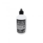 Refil de Tinta para Marcador de Quadro Branco 200mL Preto  Radex