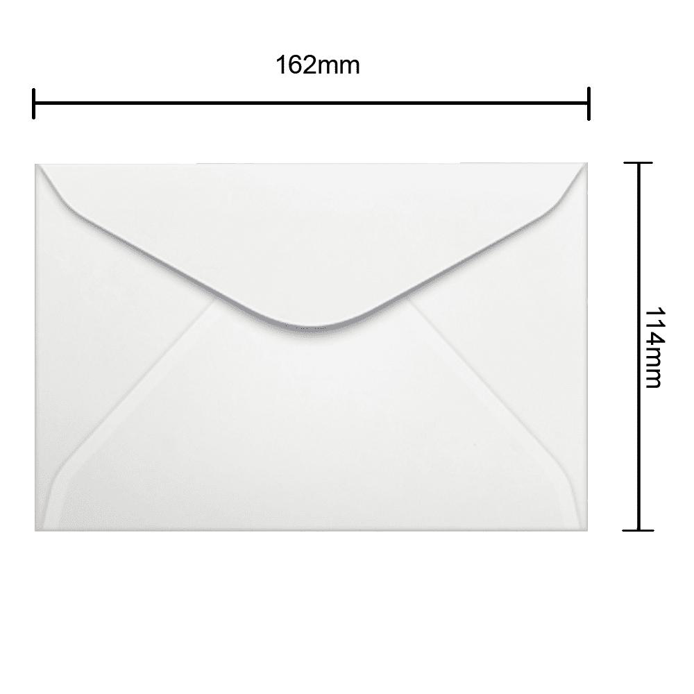Envelope 114mm x 162mm 90g 500 und Ipecol