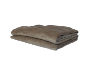 Cobertor Dolce Cashmere Taupe