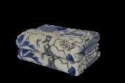 Cobertor Ultrasoft Floral Gérberas