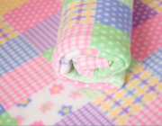 Cobertor Microfibra Patchwork Berço