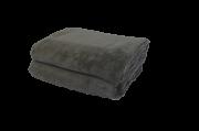 Cobertor Microfibra Plush Grafite