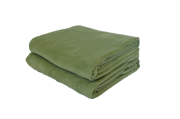 Cobertor Microfibra Plush Verde Angorá