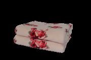Cobertor Ultrasoft Floral Lírios