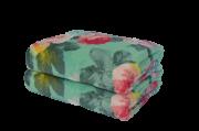Cobertor Ultrasoft Floral Camélias