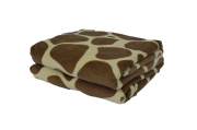 Cobertor Ultrasoft Girafa