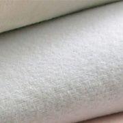 Lençol de Flanela Branco