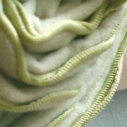 Lençol de Flanela Verde Maçã