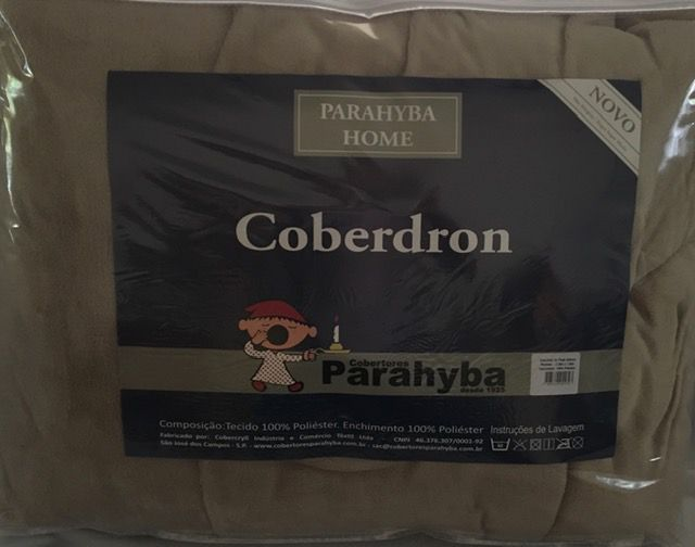 Coberdrom Microfibra Plush