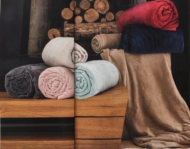 Cobertor Flannel Cashemere Loft