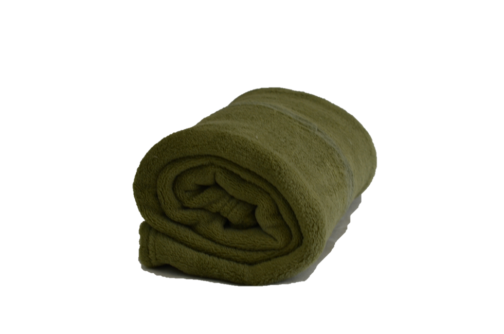 Cobertor Microfibra Bebê Liso Verde Jade