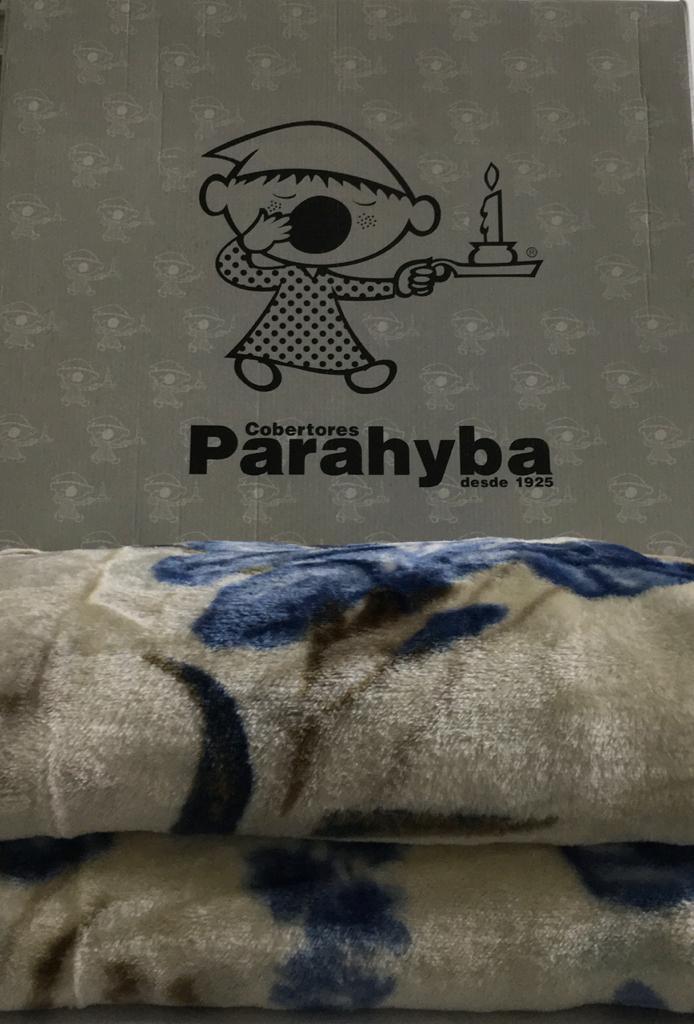 Cobertor Raschel Soft