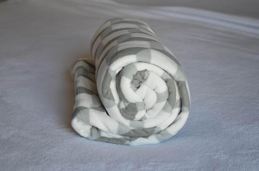 Cobertor Ultrasoft Cubos