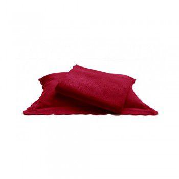 Colcha Capela Vermelho Cereja