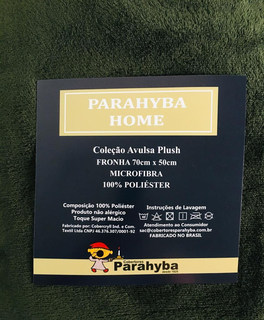 Fronha Microfibra Plush Lisa