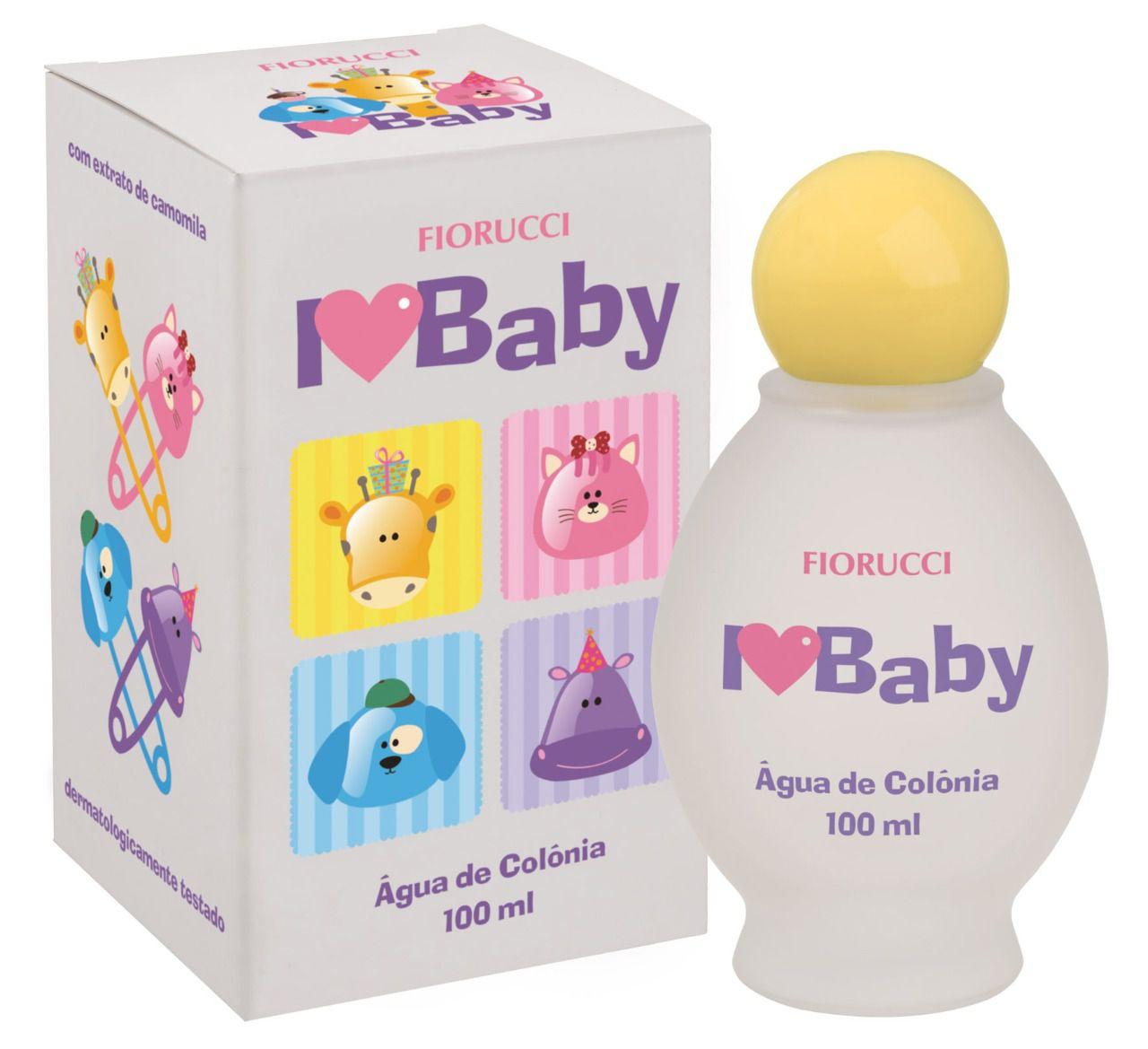 Kit Cobertor bebe + Água de Colonia Baby