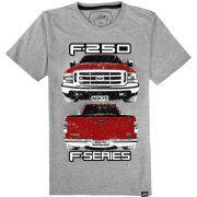 Camiseta F-250 / F-Series - Vermelha