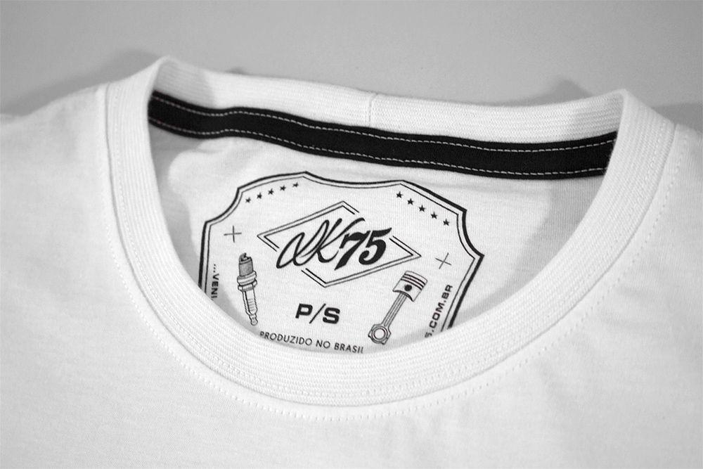 Camiseta Opala SS - Branca