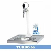 Chopeira Naja 1 Via Sub-Zero - Turbo 60 - Torre Congelada