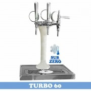 Chopeira Naja 3 Vias Sub-Zero - Turbo 60 - Congelada