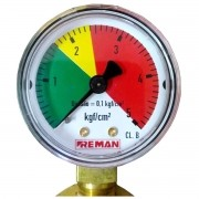 Manômetro Para Regular Pressão De Co2 De Chopp Ou Cerveja Artesanal