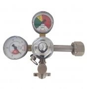 Regulador De Pressão De Co2 1 Saída Para Chopp Cerveja Artesanal