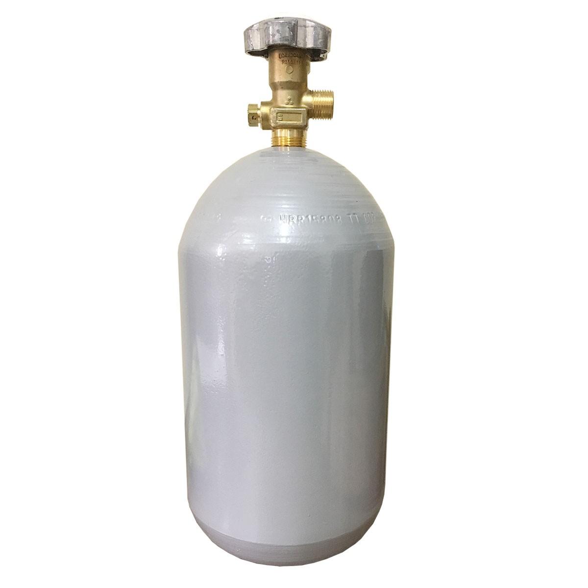 Cilindro de Co2 Para Chopp ou Aquário - 3 kg