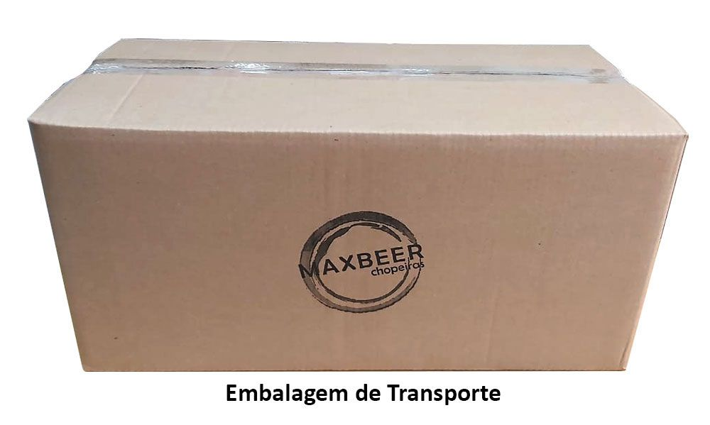 KIT DE EXTRAÇÃO CO2 3KG COM REGULADOR DE 3 VIAS PARA CHOPP COMPLETO