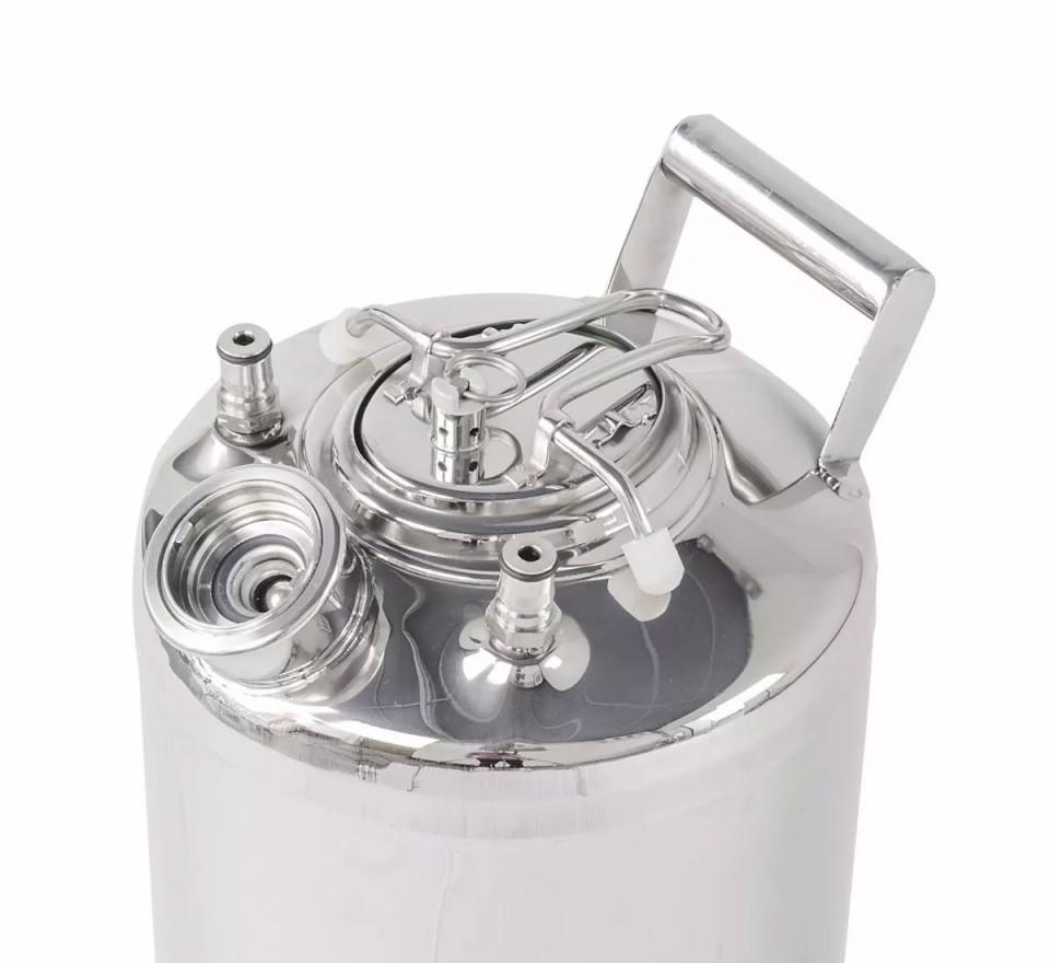 Post Mix - Barril Auxiliar Para Chopeira - 19 Litros - Refrigerantes / Sucos / Cervejas Artesanais