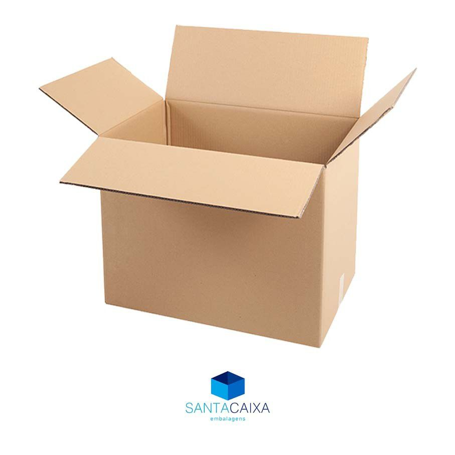 Caixa de Papelão N. 4 - Pcte 100 unidades