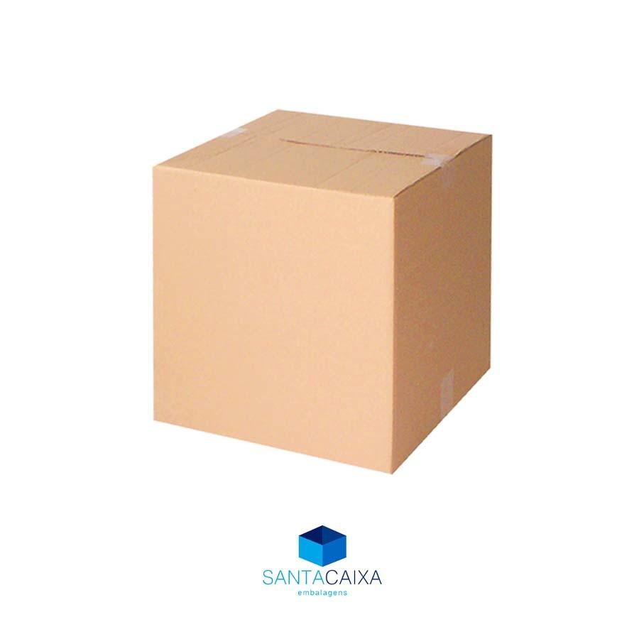 Caixa de Papelão Reforçada 2 Ondas N. 5 - Pcte 5 unid.