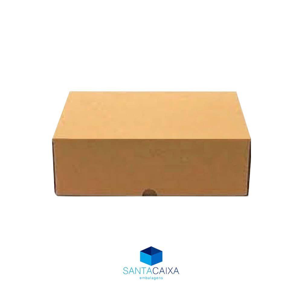 Caixas de Papelão Modelo 1A - 100 unidades